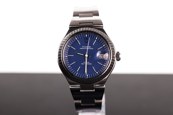 Tudor Prince Oysterdate Blue Dial 9101/0