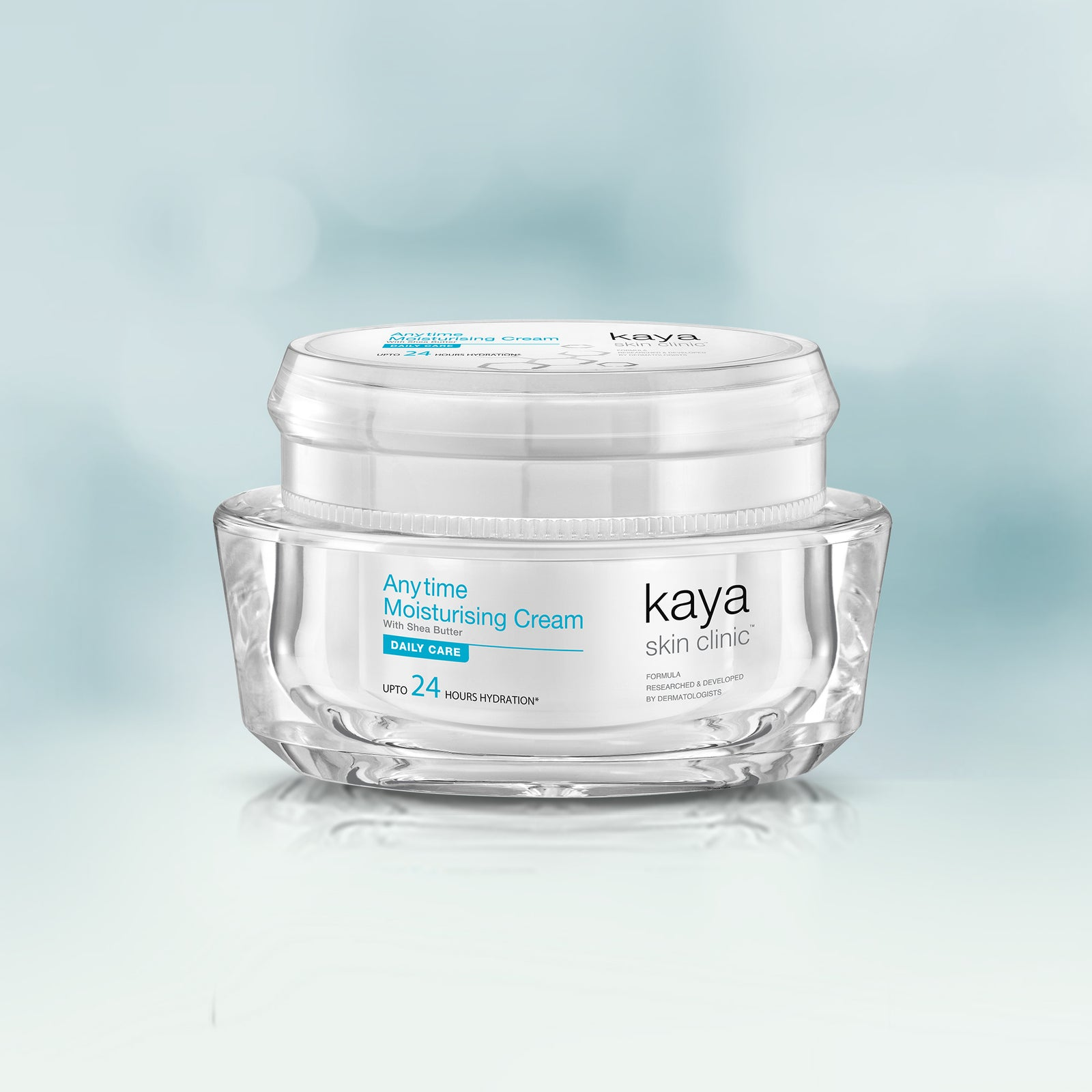 Kaya Anytime Moisturizing Cream