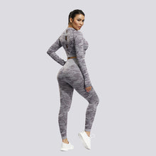Load image into Gallery viewer, Camo Seamless Legging