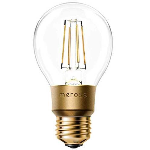 Smart WiFi LED Bulb with Dimmable Light