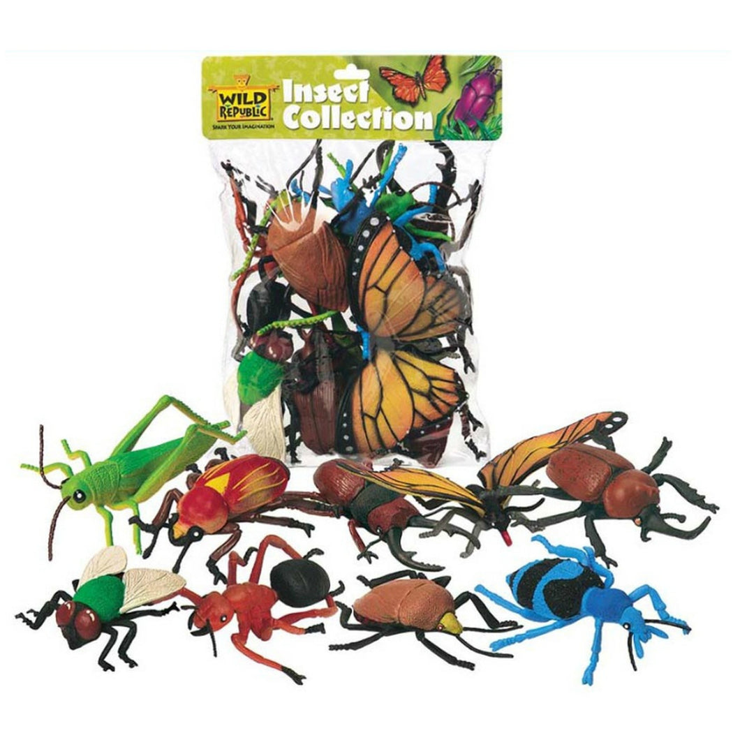 Wild Republic Insects Polybag
