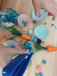 Mini Easter Sensory Play Kit