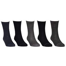 Load image into Gallery viewer, Woollen (Winter Calf Socks) - Assorted Pack of 5 - Full length Socks