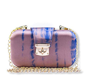Boho Chic Champagne Royal - Women's Clutch- Exquisite Clutch - Designer Patterns & Colour Options