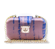 Load image into Gallery viewer, Boho Chic Champagne Royal - Women's Clutch- Exquisite Clutch - Designer Patterns & Colour Options