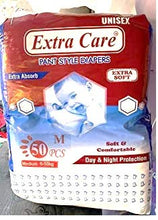 Load image into Gallery viewer, Extra Care Pant Style Baby Diapers - Pack of 50