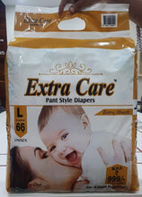 Load image into Gallery viewer, Extra Care Baby Diaper Pants - LARGE