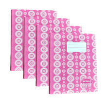 Load image into Gallery viewer, Shakti - Pack of 4 Lever Arch Box Files (Pink)