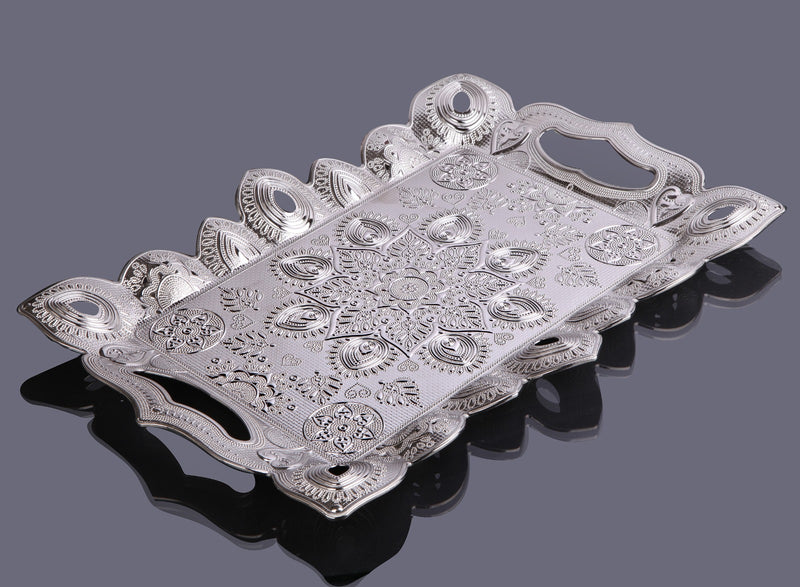 Tuleen Silver tray