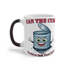 Load image into Gallery viewer, COLOR CHANGING MUG | Can the Curb | Covid-19 Safe Food Drives