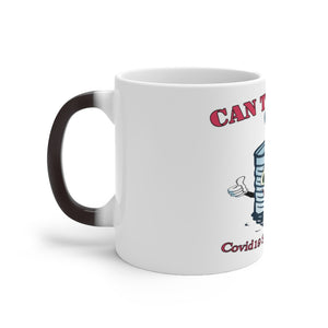 COLOR CHANGING MUG | Can the Curb