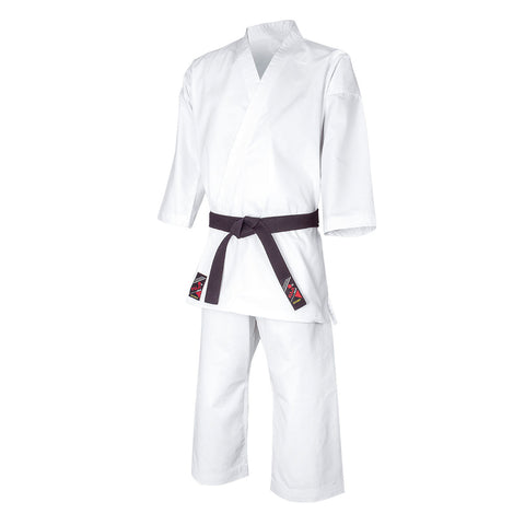 10100 Karate Uniform White 7oz