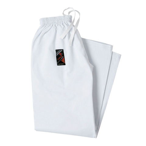 10179 Karate Pants (White)
