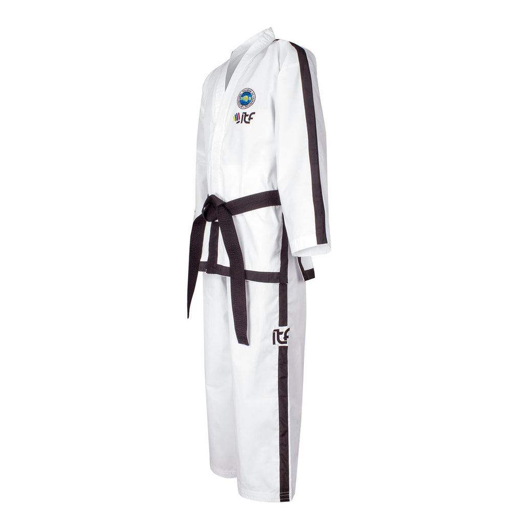 10231 Euro Pro Instructors Dobok - ITF Approved