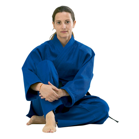 10361 Judo Training Uniform Blue