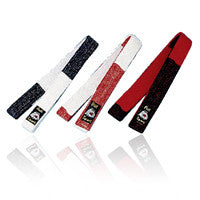 10545  Special Master Belt. Red/Black