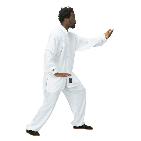 10830 Tai Chi Training Uniform White