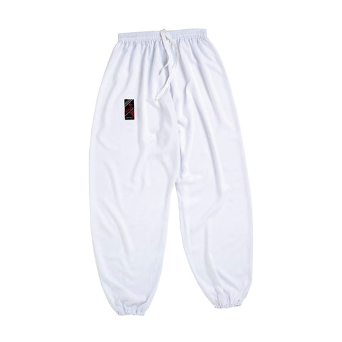 10831 Tai Chi White Trouser