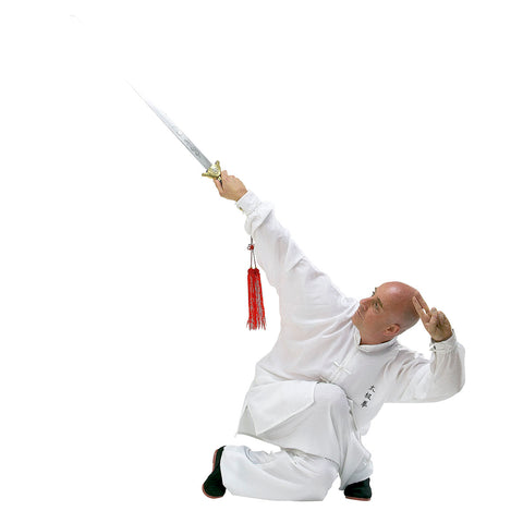 10870 Tai Chi Training Uniform (white)