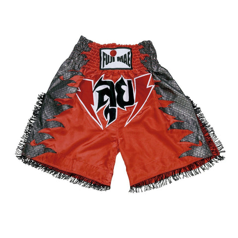 11445 Thai Boxing Shorts (Red)