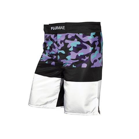 11921 MMA ProWear Short (Army Lilac/Green)