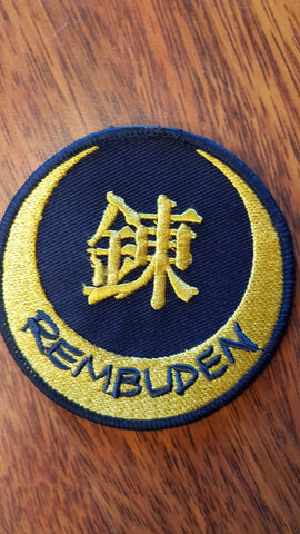 Embroidered Shields / Custom Patches - Small Size