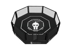 MMA CAGE  5x5M - YOUR GYM LOGO INCLUDED