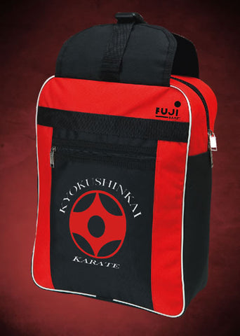 33186 Kyokushin Sports Bag/back Pack