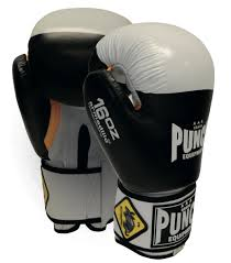 PUNCH ARMADILLO GLOVES 16OZ