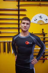 Long Sleeve FUJI NZ Rash guard - Assorted Colours