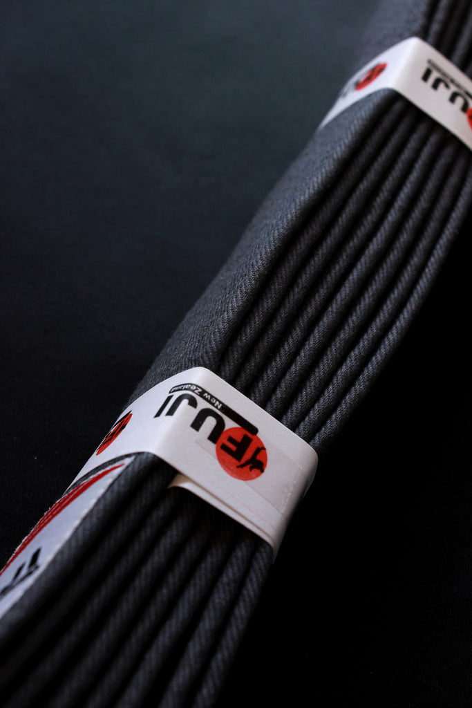 BJJ Junior Belts - Grey