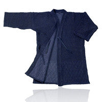 11145 Kendo Jacket Dyed Special Cotton Rice