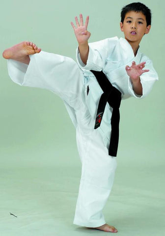 US786 Karate Uniform White 7oz