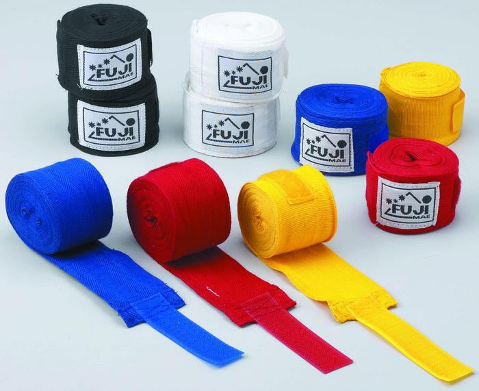 20122 Boxing Professional Bandages 5 Colours (Pair)