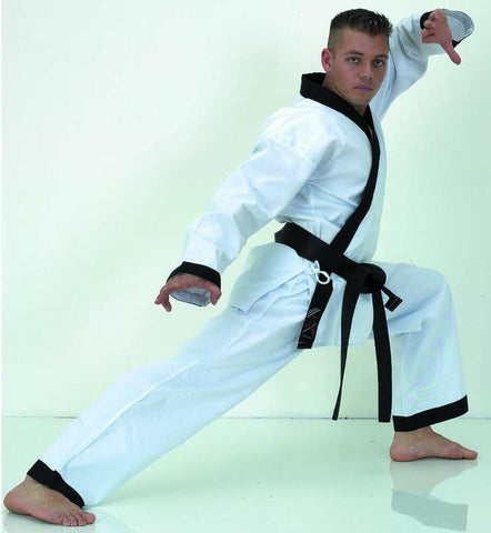 10271 Hapkido White / Black