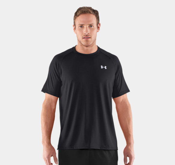 1228539-001 UNDER ARMOUR MEN'S UA TECH™ SHORT SLEEVE T-SHIRT
