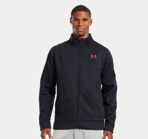 1239451-001 UNDER ARMOUR MEN'S ARMOUR® FLEECE STORM JACKET