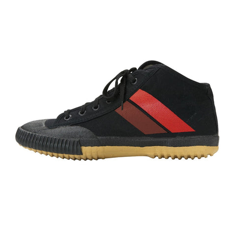 30838  Wu Shu Boot (Shaolin) - Black