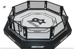 Competition Spec MMA Cage - GYM LOGO INCLUDED