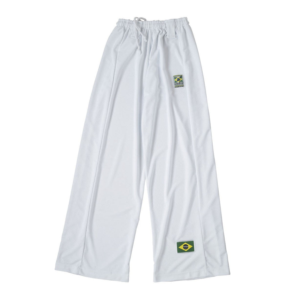 11704 Capoeira Trousers White