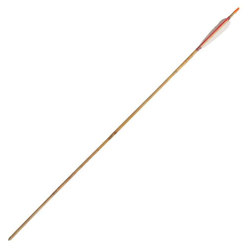 Kyudo Arrow With Plume For Hunting
