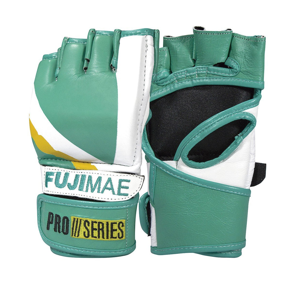 21230 PROSERIES MMA GLOVES - Green, Blue or Black