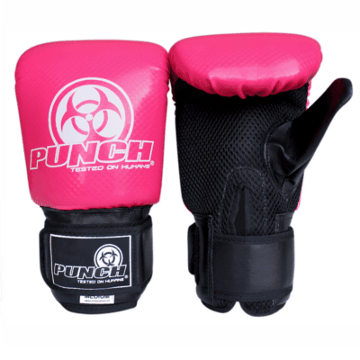 Punch Equipment MULTI-ITEM 900142     ~ URBAN BAG MITTS PINK New zealand nz vaughan