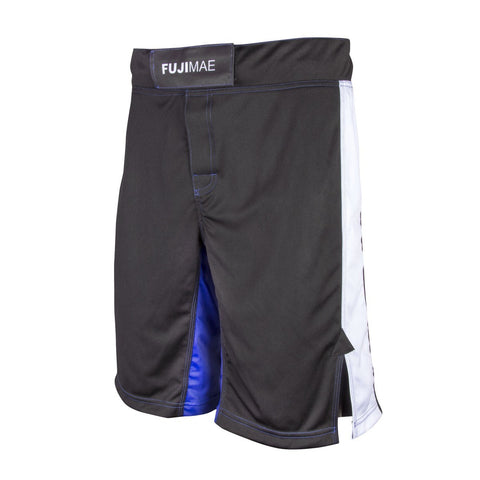 11927 MMA ProWear Short (Black /Blue)