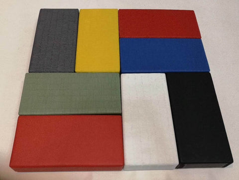 30731 4cm Vinyl Canvas Mat with AntiSkid