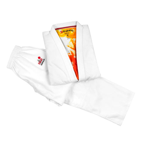 10318 TRAINING JUDO GI QS