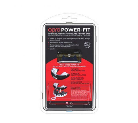 Vaughan Sports F3308      ~ OPRO POWERFIT NZ FLAG