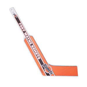 Plastic Mini Goalie Stick