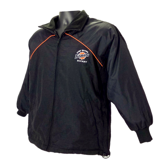 Komets Youth Warmup Jacket