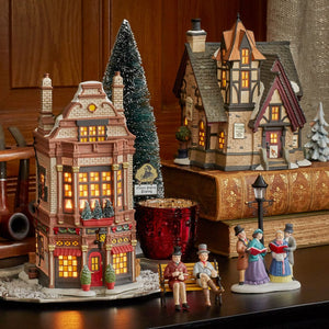DEPARTMENT 56 DICKENS VILLAGE SERIES TWELFTH NIGHT ELEVEN PIPERS PIPING *25% off at checkout*
